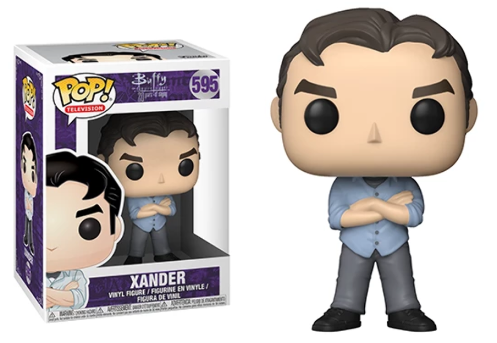 Funko Pop - 595 TV Buffy The Vampire Slayer - Xander Vinyl Figure