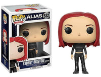 Funko Pop - 532 TV Alias - Sydney Bristow Red Head Vinyl Figure