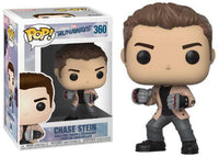 Funko Pop - 360 Marvel Runaways - Chase Stein Vinyl Figure