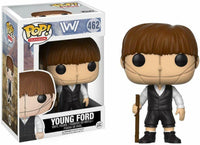 Funko Pop - 462 Television Westworld - Young Ford Vinyl Figure *VAULTED