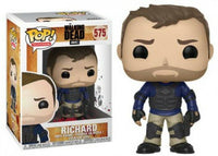 Funko Pop - 575 TV AMC The Walking Dead - Richard Vinyl Figure
