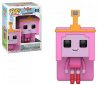 Funko Pop - 415 Adventure Time Minecraft - Princess Bubblegum Vinyl Figure