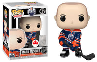 Funko Pop - NHL 47 Mark Messier Edmonton Oilers Blue Vinyl Figure