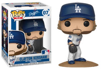 Funko Pop - 07 Baseball MLB Clayton Kershaw LA Dodgers Vinyl Figure