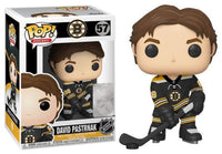 Funko Pop - NHL 57 Hockey David Pastrnak Boston Bruins Vinyl Figure