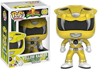 Funko Pop - 362 Television Power Rangers - Yellow Ranger Vinyl Figure *VAULTED