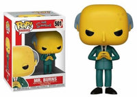 Funko Pop - 501 Television The Simpsons - Mr. Burns Blue Suit Vinyl Figure