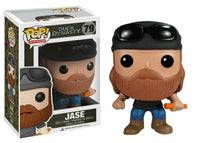 Funko Pop - 79 Television Duck Dynasty - Jase Vinyl Figure *VAULTED
