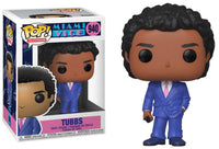 Funko Pop - 940 Television Miami Vice - Tubbs Purple Suit Vinyl Figure