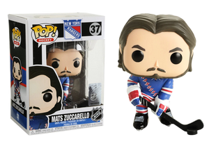 Funko Pop - NHL 37 Mats Zuccarello New York Rangers Leafs Vinyl Figure