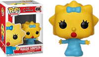 Funko Pop - 498 Television The Simpsons - Maggie Simpson Vinyl Figure