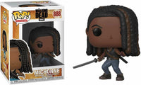 Funko Pop - 888 Television AMC The Walking Dead - Michonne Vinyl Figure