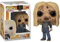 Funko Pop - 890 Television AMC The Walking Dead - Alpha Vinyl Figure