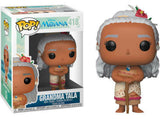 Funko Pop - 418 Disney Moana - Grandma Tala with Stick Vinyl Figure