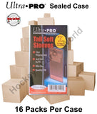 Ultra Pro Tall Boys Soft Sleeves 2.5 x 4.75 - 16 Pack Case -1600 Sleeves