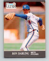 1991 Ultra #214 Ron Darling Mint New York Mets