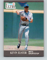 1991 Ultra #215 Kevin Elster Mint New York Mets