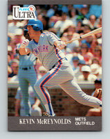1991 Ultra #224 Kevin McReynolds Mint New York Mets