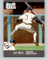 1991 Ultra #274 Jay Bell Mint Pittsburgh Pirates
