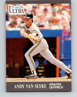 1991 Ultra #287 Andy Van Slyke Mint Pittsburgh Pirates