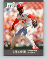 1991 Ultra #295 Lee Smith Mint St. Louis Cardinals