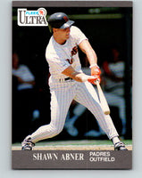 1991 Ultra #300 Shawn Abner Mint San Diego Padres