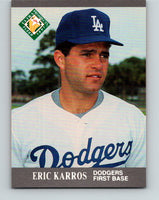1991 Ultra #380 Eric Karros MLP Mint RC Rookie Los Angeles Dodgers