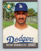 1991 Ultra #386 Henry Rodriguez MLP Mint RC Rookie Los Angeles Dodgers