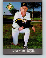 1991 Ultra #389 Mike York MLP Mint RC Rookie Pittsburgh Pirates