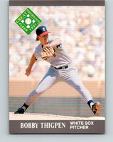 1991 Ultra #396 Bobby Thigpen EP Mint Chicago White Sox