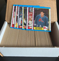 1989-90 O-Pee-Chee NHL Hockey Complete Set 1-330 - Mint Condition *0156