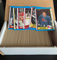 1989-90 O-Pee-Chee NHL Hockey Complete Set 1-330 - Mint Condition *0163