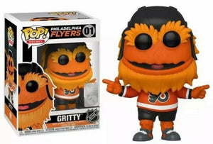 Funko Pop - 01 NHL Mascot Gritty Philadelphia Flyers Orange Vinyl Figure