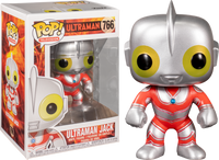 Funko Pop - 766 TV Ultraman - Ultraman Jack Red Outfit Vinyl Figure