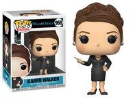 Funko Pop - 968 TV Will & Grace - Karen Walker Black Dress Vinyl Figure