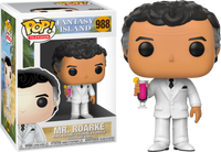 Funko Pop - 988 TV Fantasy Island - Mr. Roarke Vinyl Figure