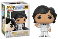 Funko Pop - 989 TV Fantasy Island - Tattoo Vinyl Figure