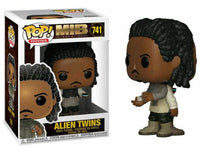 Funko Pop - 741 Movies Men In Black - Alien Twins Vinyl Figure