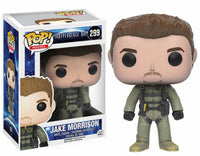 Funko Pop - 299 Movies Independence Day- Jake Morrison Vinyl Figure *VAULTED