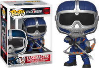 Funko Pop - 606 Marvel Black Widow - Taskmaster Vinyl Figure