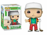 Funko Pop - 721 Movies Caddyshack - Al Czervik Vinyl Figure