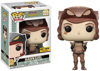 Funko Pop - 223 Heroes DC Comics Bombshells - Hawkgirl Vinyl Figure Hot Topic Exclusive