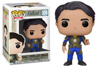 Funko Pop - 385 Games Fallout - Vault Dweller (Male) Vinyl Figure