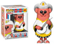 Funko Pop - 45 Ad Icons Otter Pops - Poncho Punch Vinyl Figure