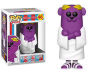 Funko Pop - 46 Ad Icons Otter Pops - Alexander The Grape Vinyl Figure