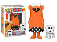 Funko Pop - 50 Ad Icons Otter Pops - Little Orphan Orange Vinyl Figure