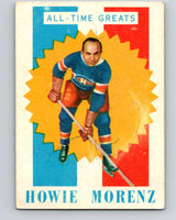 1960-61 Topps #59 Howie Morenz  Montreal Canadiens  V231