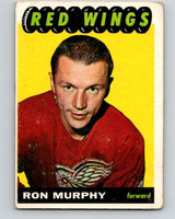 1965-66 Topps #111 Ron Murphy  Detroit Red Wings  V595