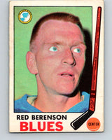 1969-70 O-Pee-Chee #20 Red Berenson  St. Louis Blues  V1238