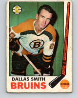 1969-70 O-Pee-Chee #25 Dallas Smith  Boston Bruins  V1246